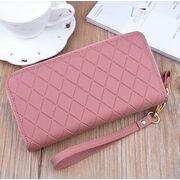 Женский кошелек, розовый П3165
