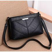 Женская сумка клатч, черная П3171