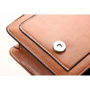Женская сумка, коричневая П3174