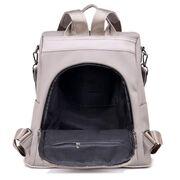 Рюкзак женский, черный П3177