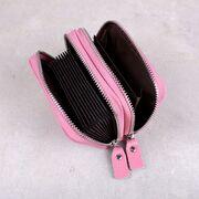 Женский мини кошелек, розовый П3186