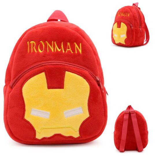 """Детские рюкзаки - Детский рюкзак """"Железный человек"""", П3210"""