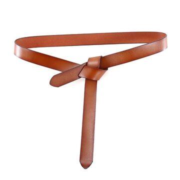 Женский пояс, коричневый П3217