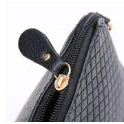 Женские сумки - Женская сумка, черная П0226