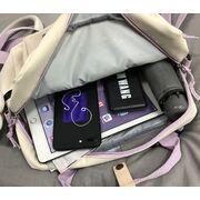 Женский рюкзак DCIMOR, белый П3269