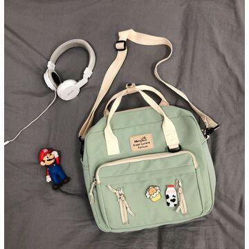 Женский рюкзак DCIMOR, зеленый П3272