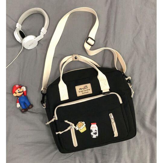 Женский рюкзак DCIMOR, черный П3273