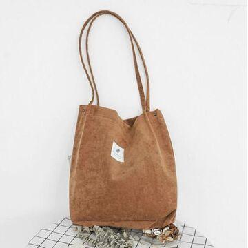 Женская сумка, коричневая П0229