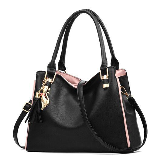 Женская сумка SMOOZA, черная П3288