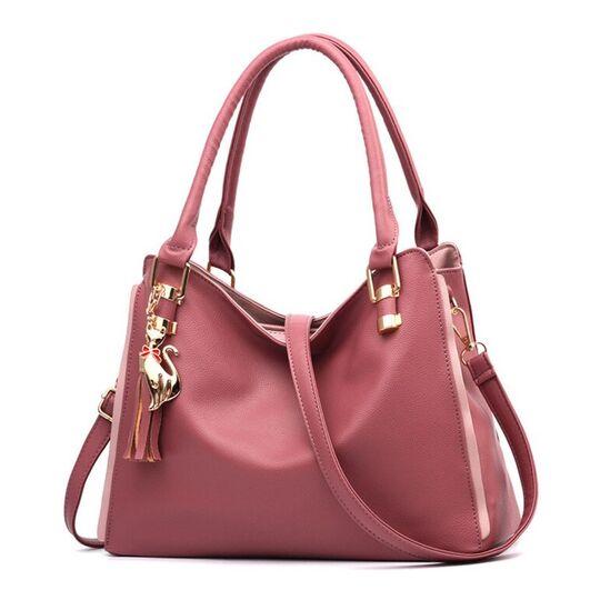 Женская сумка SMOOZA, розовая П3289