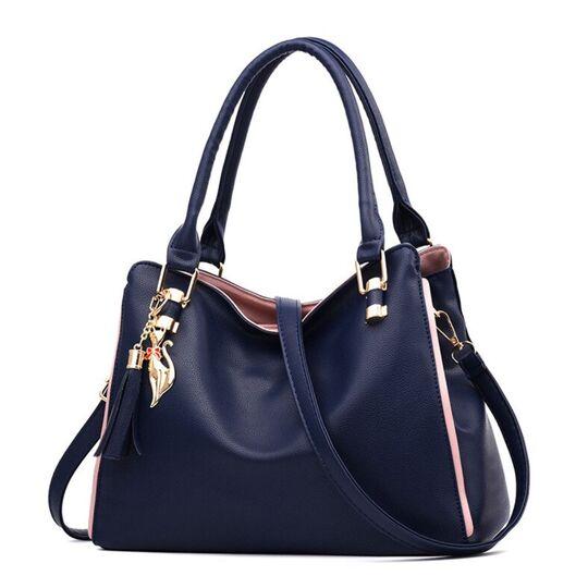 Женская сумка SMOOZA, синяя П3291