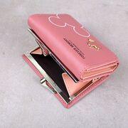 """Женский кошелек """"Микки Маус"""", розовый П3303"""