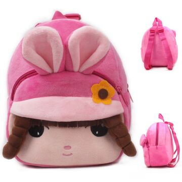 Детский рюкзак, розовый П3309