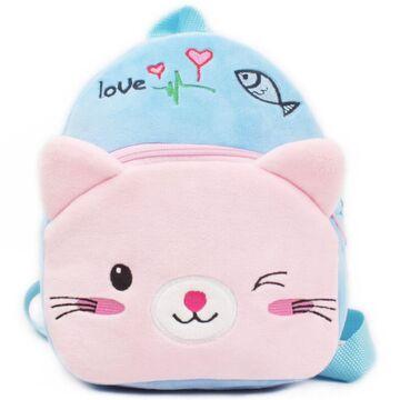 Детские рюкзаки - Детский рюкзак, голубой П3310