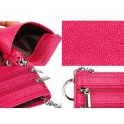 Мини кошелек, розовый П3313