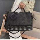 Женские сумки - Женская сумка, серая 0237