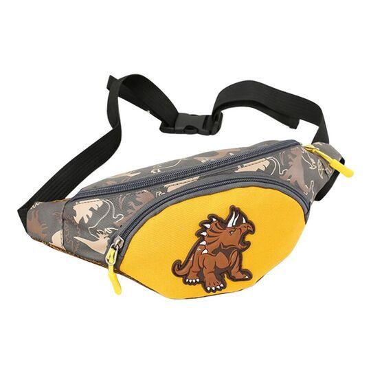 """Детская сумка поясная, бананка, """"Динозавр"""", П3358"""