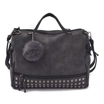 Женская сумка, черная П0238