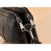 Женская сумка SMOOZA, черная П3367