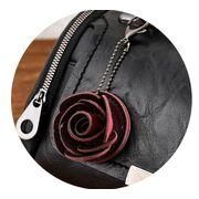 Женская сумка, красная П3368