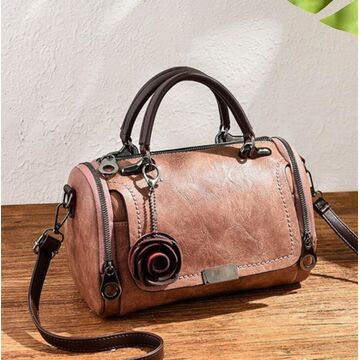 Женская сумка, розовая П3370