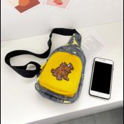 """Детская сумка слинг, """"Динозавр"""", П3741"""