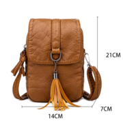 Женская сумка клатч, черная П3744