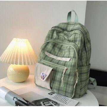 Женский рюкзак, зеленый П3747