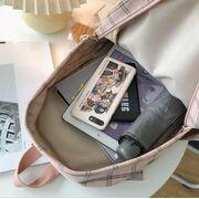 Женский рюкзак, розовый П3748