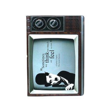 """Обложка для паспорта """"Чарли Чаплин"""", П3752"""