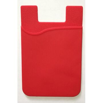 Визитница красная П0246