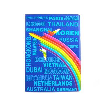 """Обложка для паспорта """"Путешествие"""", П3753"""