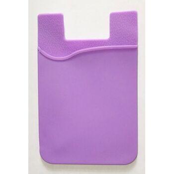 Визитница, фиолетовая 0244