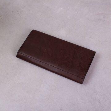 """Мужской кошелек """"JEEP BULUO"""", коричневый П3764"""