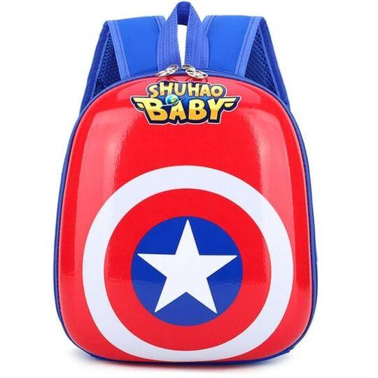 """Детские рюкзаки - Детский рюкзак """"Капитан Америка"""" П3772"""