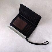 Женский кошелек, черный П3780