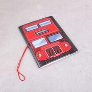 Обложка для паспорта, П3782