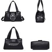 Женская сумка, коричневая П3791