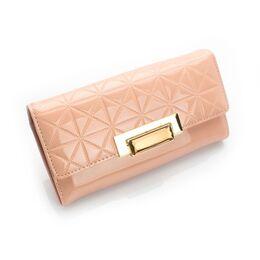 Женский кошелек, розовый 0253