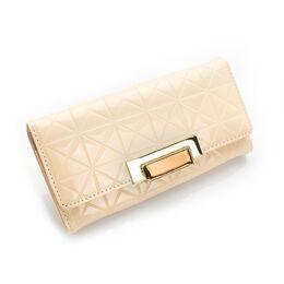 Женский кошелек, белый 0255
