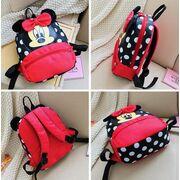 "Детские рюкзаки - Детский рюкзак ""Микки Маус"", розовый П3852"