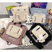 Женский рюкзак DCIMOR, розовый П3867