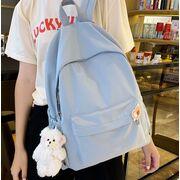 Женский рюкзак, оранжевый П3882