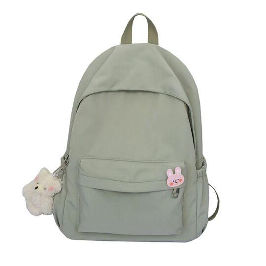 Женский рюкзак, зеленый П3883