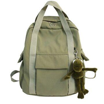 Женский рюкзак, зеленый П3887