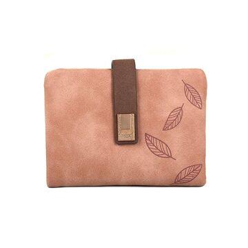 Женский кошелек, розовый П3954