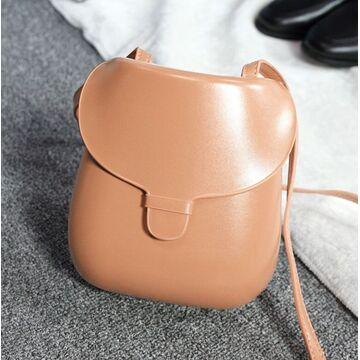 Женская сумка, розовая П3997