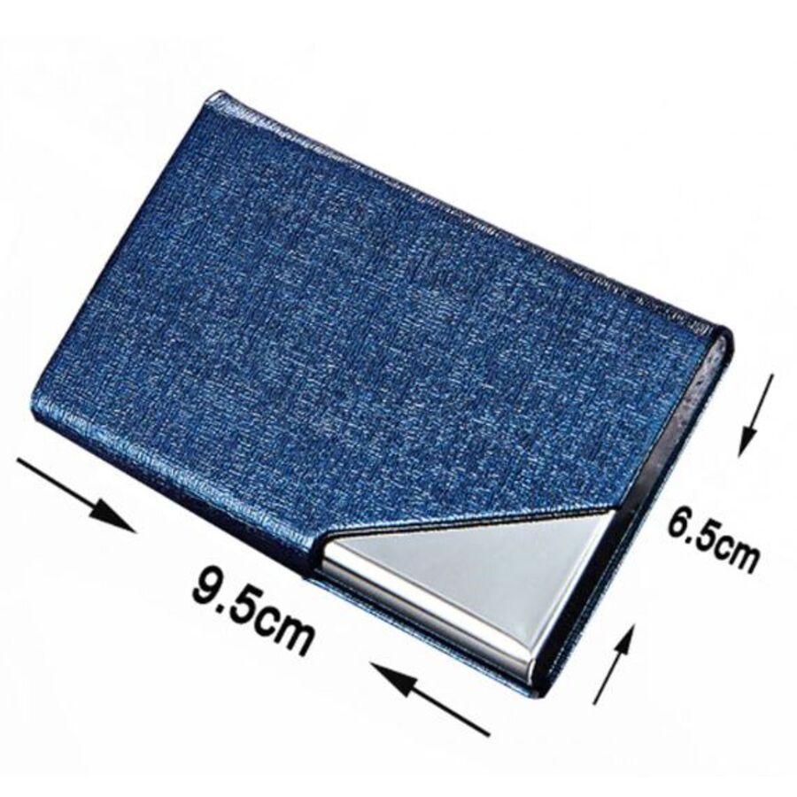 Визитницы - Визитница RFID, коричневая 0272