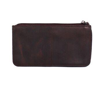 Мужской кошелек, коричневый П4013