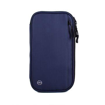 Кошелек органайзер для путешествий, синий П4015